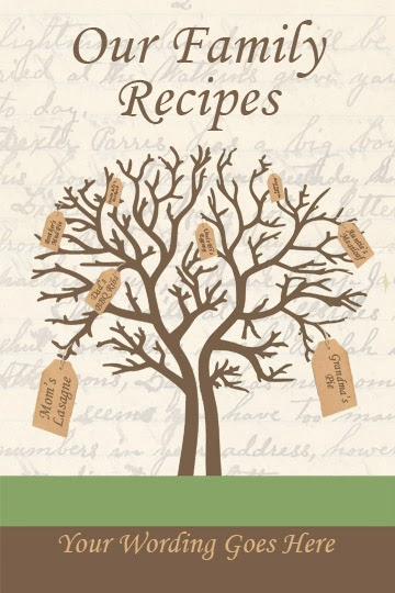 Cookbook Covers Printable Free : January create a family cookbook and forum