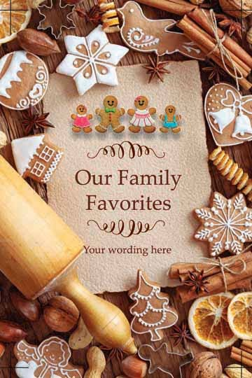 Family Cookbook Cover Ideas : Cookbook software create a family and