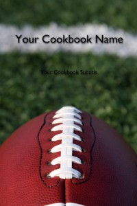 Football Fundraising Cookbook