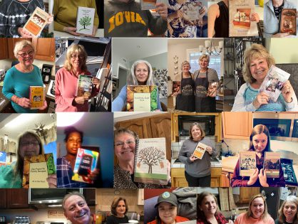 What They Are Saying About Family Cookbook Project