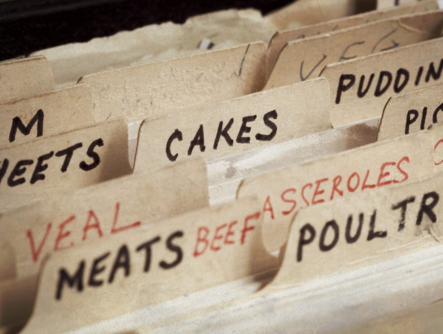 A New Take On Recipe Categories